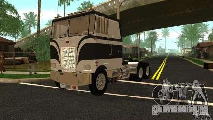 Peterbilt 362 Cabover для GTA San Andreas