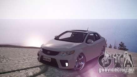Kia Cerato Koup 2011 для GTA 4