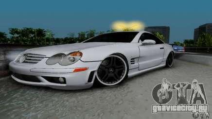Mercedes Benz SL 65 AMG для GTA San Andreas
