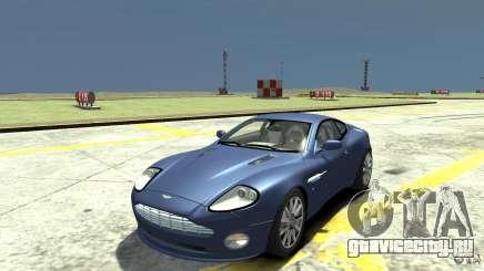 Aston Martin Vanquish S для GTA 4