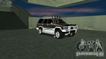 Toyota Surf v2.1 для GTA San Andreas