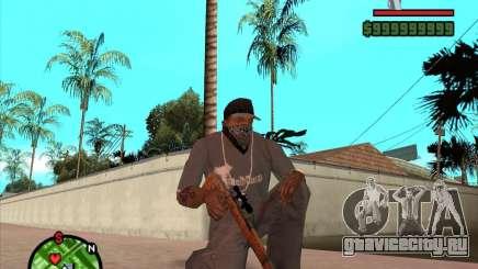 K98 для GTA San Andreas