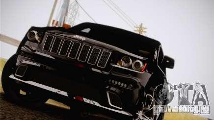 Jeep Grand Cherokee SRT-8 2012 для GTA San Andreas