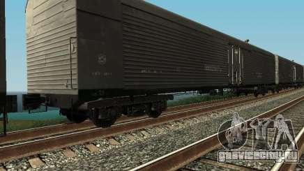 Рефрежираторный вагон Дессау №6 для GTA San Andreas
