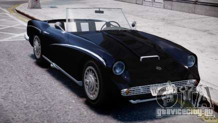 FSO Syrena Sport 1960 для GTA 4