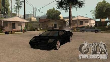 GTA4 Infernus для GTA San Andreas