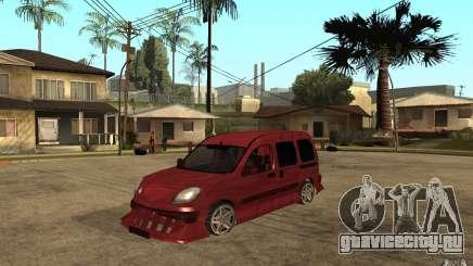 Renault Kangoo Tuning для GTA San Andreas