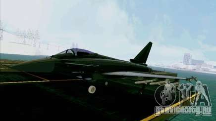 Eurofighter-2000 Typhoon для GTA San Andreas