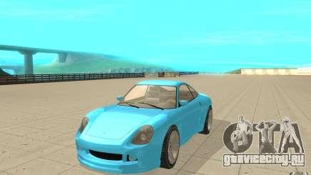 Comet из GTA 4 для GTA San Andreas