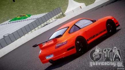 Porsche 997 GT3 RS для GTA 4