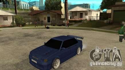 ВАЗ-2115 TTC Tuning для GTA San Andreas