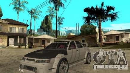 ВАЗ 2110 WRC 2.0 для GTA San Andreas