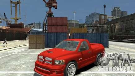Dodge Ram SRT-10 v.1.0 для GTA 4