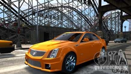 Cadillac CTS-V 2009 олива для GTA 4