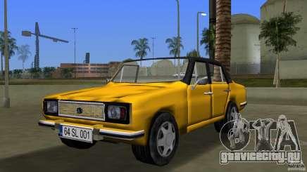 Anadol A1 SL для GTA Vice City