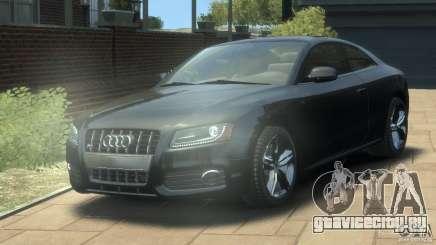 Audi S5 1.1 для GTA 4