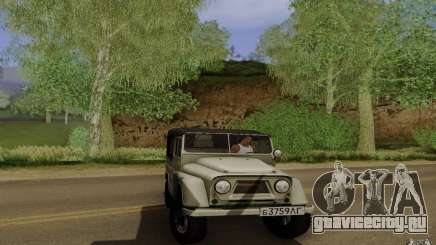 УАЗ 460Б для GTA San Andreas
