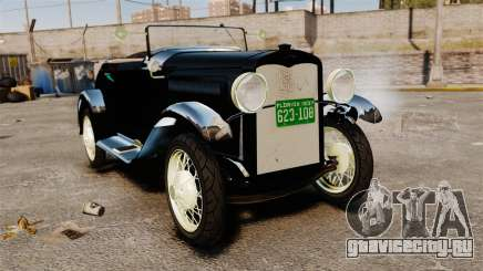 Ford Model T Sabre 1924 для GTA 4