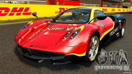 Pagani Huayra 2011 [EPM] для GTA 4