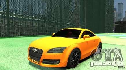 Audi TT Stock 2007 для GTA 4