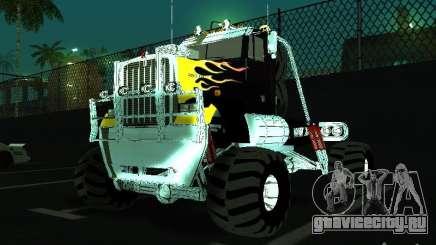 Kenworth W900 Monster для GTA San Andreas
