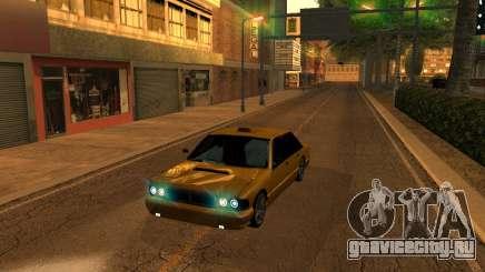 Azik Taxi для GTA San Andreas