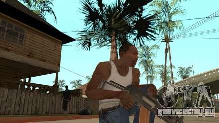 AK74У для GTA San Andreas