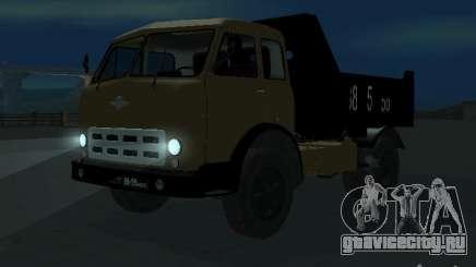 МАЗ 503а Самосвал для GTA San Andreas
