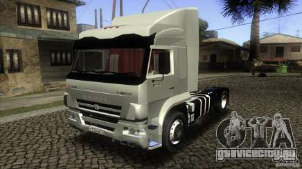 КамАЗ 5460 Евро 3 420 Турбо для GTA San Andreas