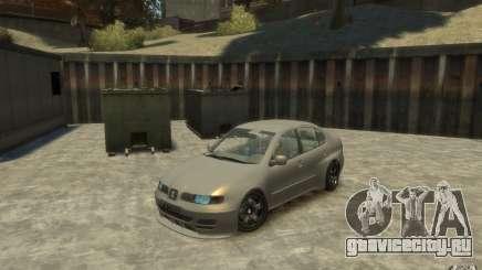 Seat Toledo 1.9TDi Sedan для GTA 4
