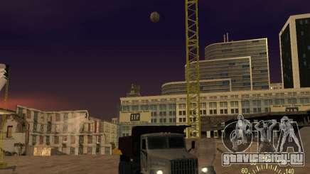 КрАЗ-256 Самосвал для GTA San Andreas