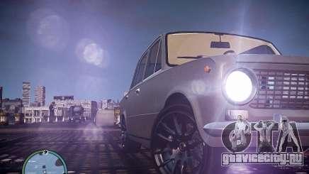 ВАЗ 2101 1972 Tun для GTA 4