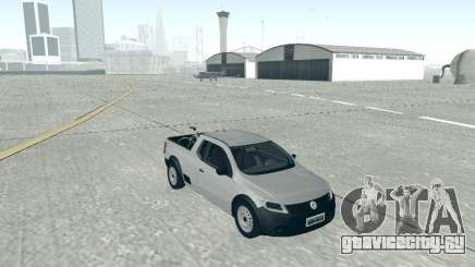 Volkswagen Saveiro 1.6 2009 для GTA San Andreas