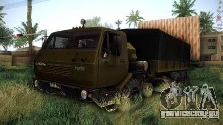 КрАЗ 6316 для GTA San Andreas