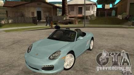 Porsche Boxster S 2010 для GTA San Andreas