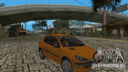 Peugeot 306 для GTA San Andreas