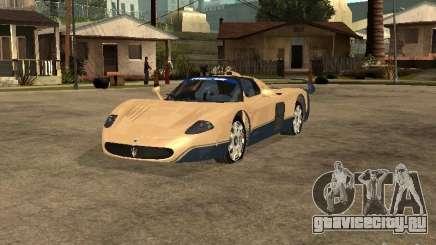 Maserati MC12 для GTA San Andreas