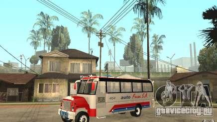 Kodiak B70 - Autofusa Colombia для GTA San Andreas