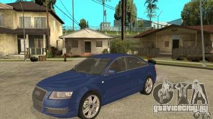Audi S6 Limousine V1.1 для GTA San Andreas