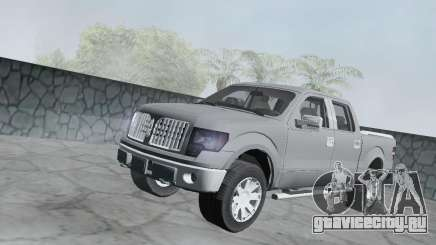Lincoln Mark LT 2013 для GTA San Andreas