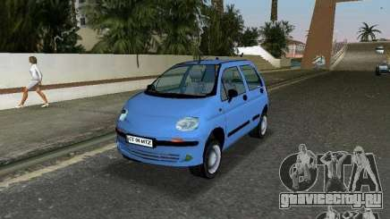 Daewoo Matiz для GTA Vice City