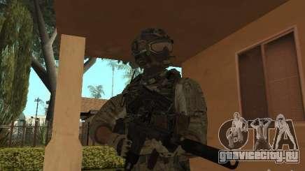 M4A1 c ACOG из CoD MW3 для GTA San Andreas