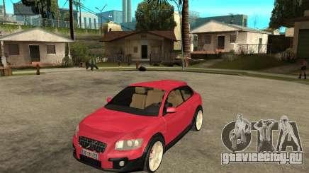 VOLVO C 30 T5 DEL 2008 для GTA San Andreas