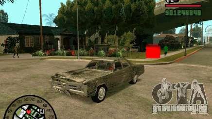 Plymouth Fury III для GTA San Andreas