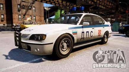 Russian Police Patrol для GTA 4