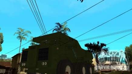 Belaz для GTA San Andreas