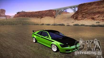 GTA IV Sultan RS для GTA San Andreas