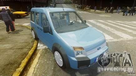 Ford Connect 2007 для GTA 4