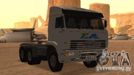 КамАЗ 6460 для GTA San Andreas