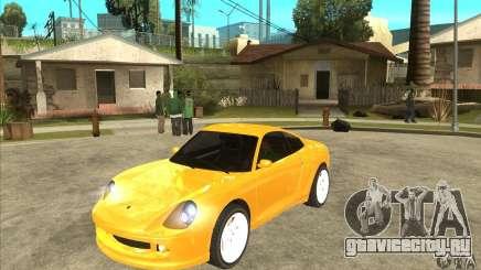 GTA IV Comet для GTA San Andreas